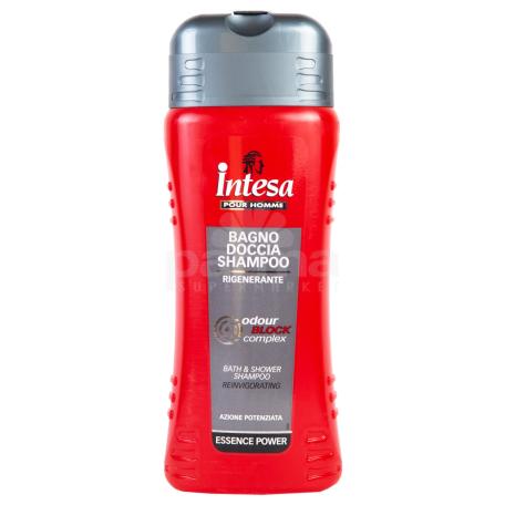 Շամպուն-գել լոգանքի «Intesa Pour Homme Essence Power» 500մլ