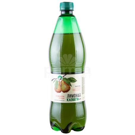 Զովացուցիչ ըմպելիք «Kazbegi» տանձ 1լ
