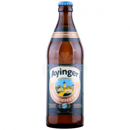 Գարեջուր «Ayinger Jahrhundert Bier» 500մլ