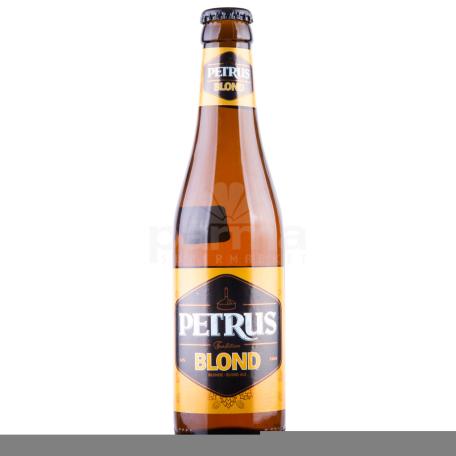 Գարեջուր «Petrus Blond» 330մլ