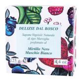 Օճառ «Iteritalia Mirtillo Nero Muschio Bianco» 125գ