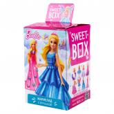 Կոնֆետ-խաղալիք «Sweet Box Barbie» 10գ