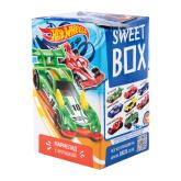 Կոնֆետ-խաղալիք «Sweet Box Hot Wheels» 10գ
