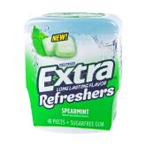 Մաստակ «Extra Refreshers Spearmint» 40 հատ 80գ