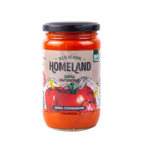 Աջիկա «Homeland» 390գ