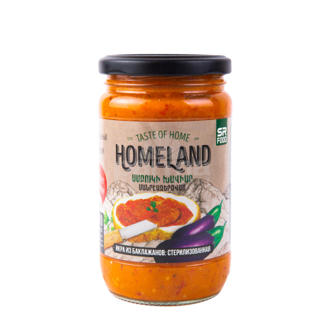 Խավիար սմբուկի «Homeland» 390գ
