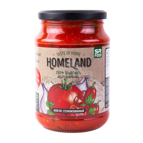 Ախորժակ «Homeland» 750գ