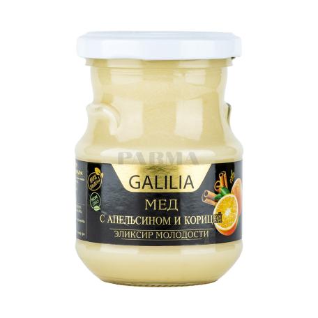 Մեղր «Գալիլիա» նարինջ, դարչին 350գ
