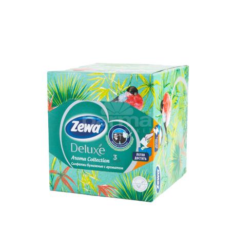 Անձեռոցիկ «Zewa Deluxe»