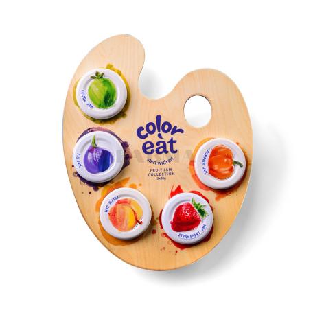 Ջեմ «Color Eat» տեսականի 5x30գ