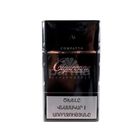 Ծխախոտ «Cigaronne Compatto»