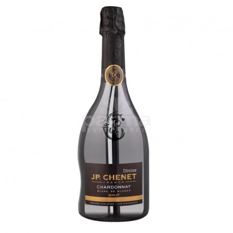 Փրփրուն գինի «J.P. Chenet Divine Chardonnay Black» 750մլ