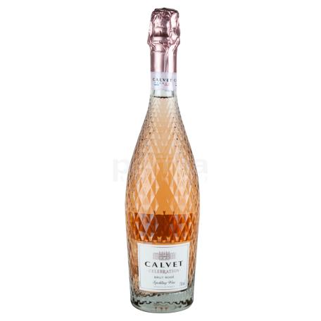 Գինի փրփրուն «Calvet Brut Rose» 750մլ