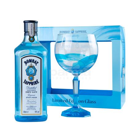 Ջին «Bombay Sapphire» բաժակով 700մլ