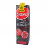 Հյութ բնական «Bravo» նուռ 1լ
