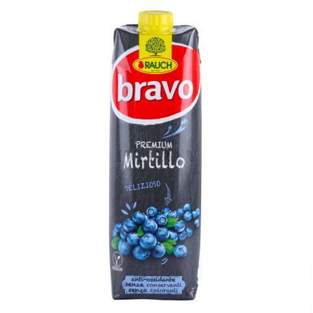 Հյութ բնական «Bravo» հապալաս 1լ