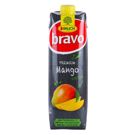 Հյութ բնական «Bravo» մանգո 1լ