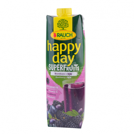 Հյութ բնական «Happy Day» մոշ, ասաի 1լ