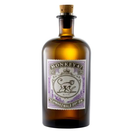 Ջին «Monkey 47 Schwarzwald Dry Gin» 500մլ
