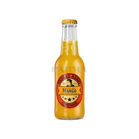 Զովացուցիչ ըմպելիք «Thomas Henry Lemonade Mango» 200մլ