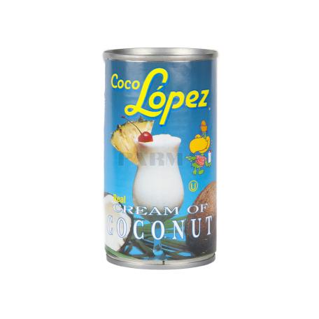 Կոկոսի կրեմ «Coco Lopez» 425գ