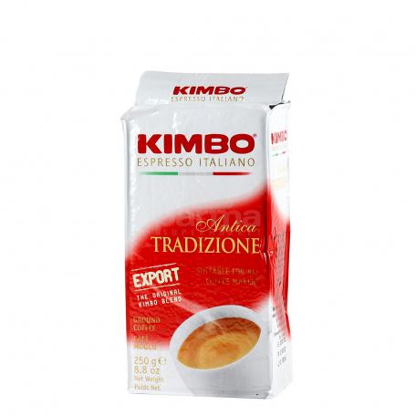 Սուրճ աղացած «Kimbo Aroma Tradizione» 250գ