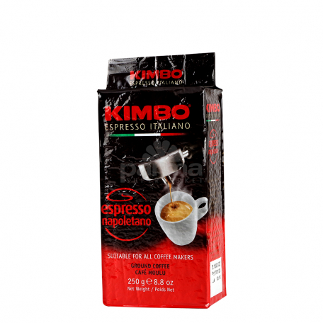 Սուրճ աղացած «Kimbo Espresso Napoletano» 250գ