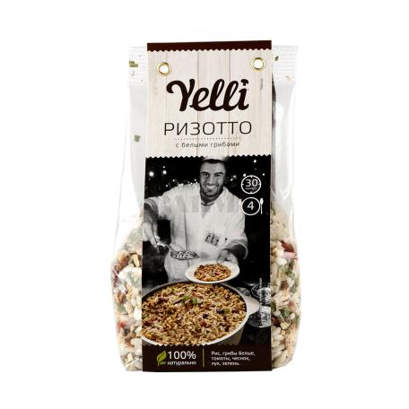 Ռիզոտտո «Yelli» սպիտակ սնկով 250գ
