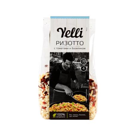 Ռիզոտտո «Yelli» լոլիկով և ռեհանով 250գ