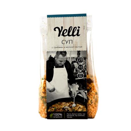 Ապուր «Yelli» մանր մակարոնով, սնկով 250գ