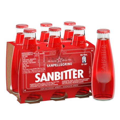 Զովացուցիչ ըմպելիք «San Pellegrino Sanbitter» 100մլ