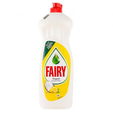 Սպասք լվանալու հեղուկ «Fairy» կիտրոն 1500մլ