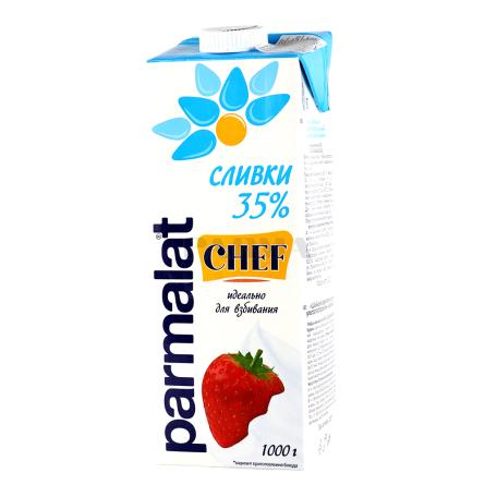 Սերուցք «Parmalat Chef» հարելու համար 35% 1լ