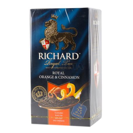 Թեյ «Richard Royal Orange & Cinnamon» 37.5գ