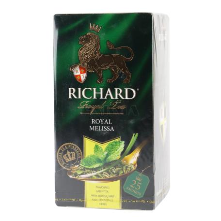 Թեյ «Richard Royal Melissa» 37.5գ