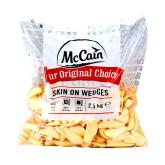 Կարտոֆիլ ֆրի սառեցված «McCain» գյուղական 2.5կգ