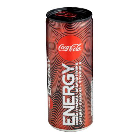 Էներգետիկ ըմպելիք «Coca-Cola Energy» 250մլ