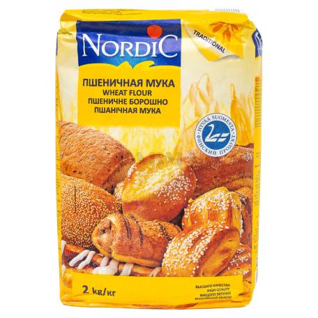 Ալյուր «Nordic» ցորենի 2կգ