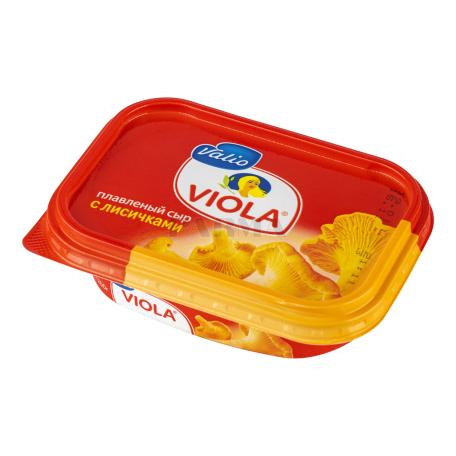Հալած պանիր «Viola» ձագարասնկով 200գ