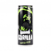 Էներգետիկ ըմպելիք «Gorilla» 250մլ