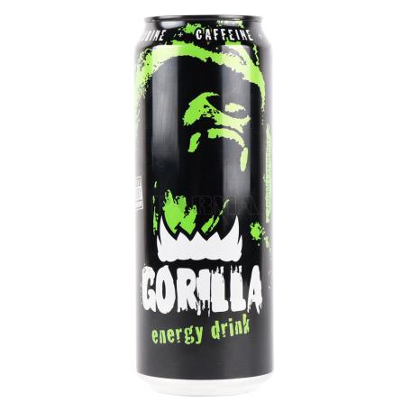 Էներգետիկ ըմպելիք «Gorilla» 450մլ