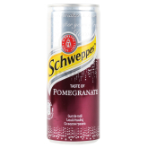 Զովացուցիչ ըմպելիք «Schweppes» նուռ 250մլ