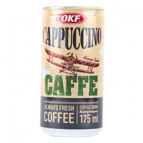 Սուրճ սառը «Okf Cappuccino» 175մլ