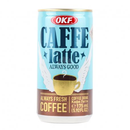 Սուրճ սառը «Okf Latte» 175մլ