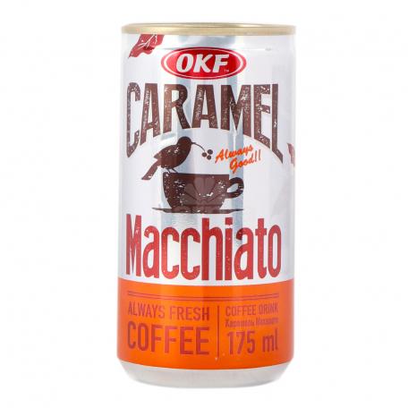Սուրճ սառը «Okf Macciato» 175մլ