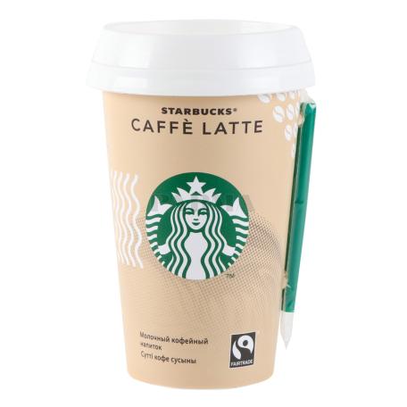 Սուրճ սառը «Starbucks Caffe Latte» 220մլ