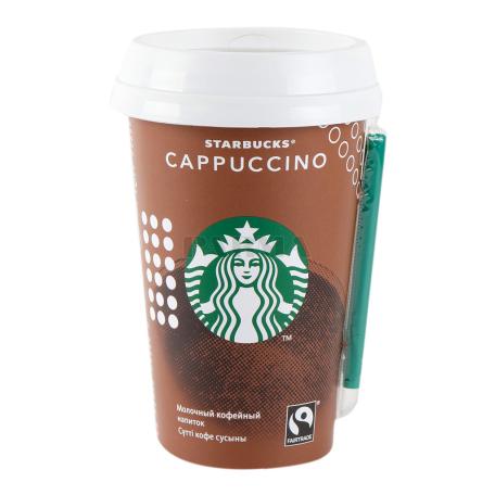 Սուրճ սառը «Starbucks Cappuccino» 220մլ