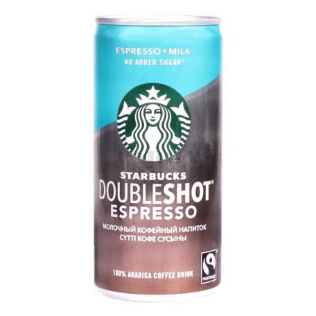 Սուրճ սառը «Starbucks DoubleShot Espresso» 200մլ