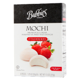 Պաղպաղակ «Bubbies Mochi Strawberry» 210գ