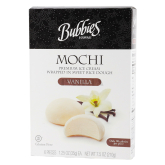 Պաղպաղակ «Bubbies Mochi Vannilla» 210գ